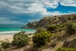 South Australian Coastal landscape Deep Creek Conservation Park Blowhole Beach