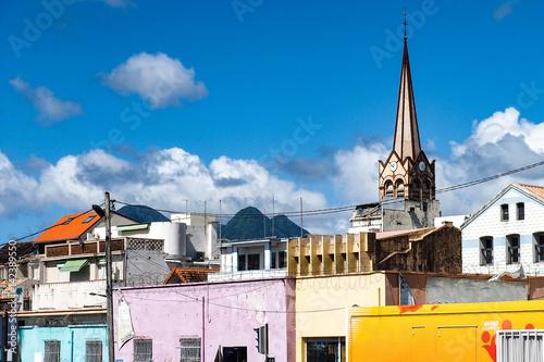 Foto op Plexiglas Caraïben Kleine Antillen - Martinique - Fort de France
