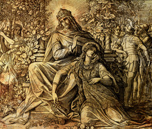 King Solomon And His Love, Son...