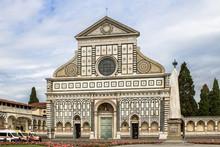 Church Of Santa Maria Novella, Florence, Italy