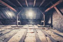 Dach, Dachboden, Dachgeschoss