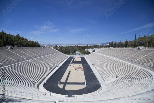 Panathenaic Stadium in Athens