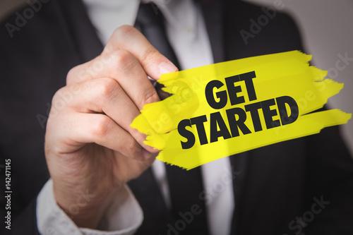 Fotografía  Get Started