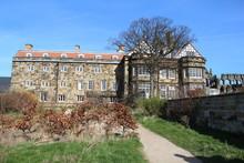 Old English Style Building Whitby England UK