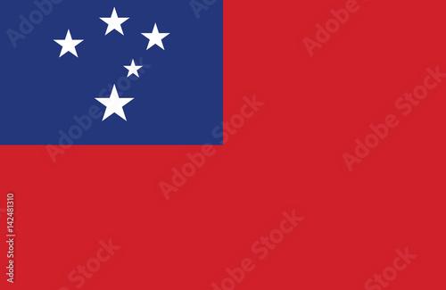 flaga-samoa