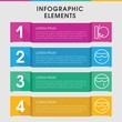 Humor infographic design with elements.