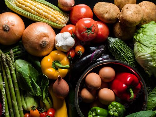 Fototapeta 野菜 obraz
