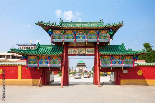 Cuadros en Lienzo Gandan Monastery in Ulaanbaatar