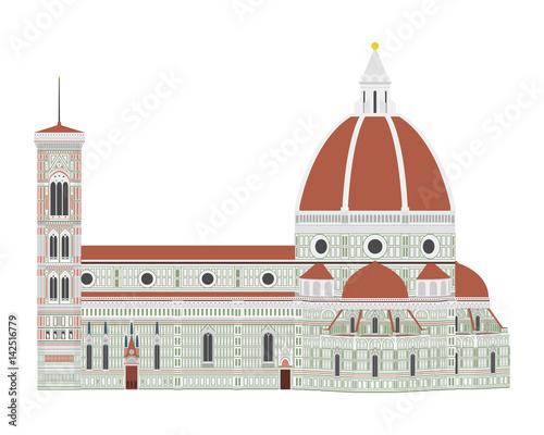 Fotografie, Obraz  Santa Maria dei Fiore, Florence, Italy