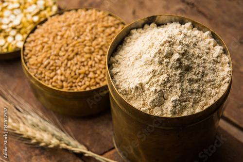 Valokuva Sattu Atta / Satu or sattu cha Peeth is one of the best natural and nutritionally rich food