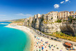 Tropea town and beach - Calabria, Italy, Europe