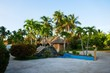 Hotelanlage in der Karibik