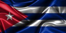 Cuban Flag, 3d Cuban Flag