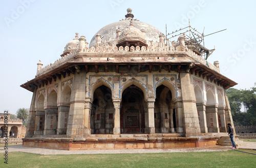 Isa Khan tomb, Humayun's tomb complex, Delhi, India