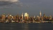 Manhattan NYC Skyline