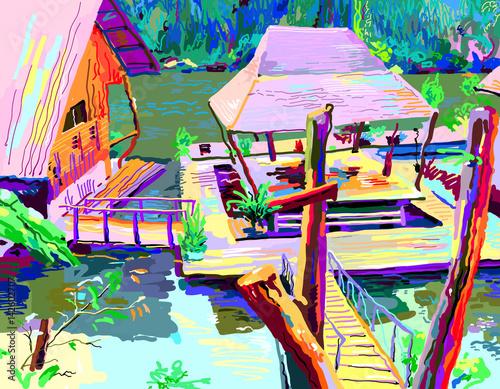 rzeka-w-tajlandii