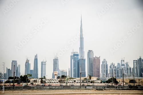 Fotografie, Obraz  Burj Khalifa