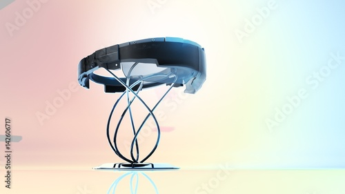 Photo  Virtual Reality Device.