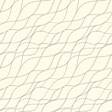 Abstract Line Seamless Pattern