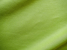 Green Sports Clothing Fabric J...