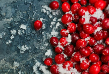 Frozen Cranberries With Pieces...