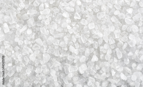 Background of sea salt
