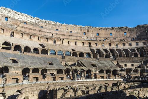 Photo  Coliseum of Rome, Italy