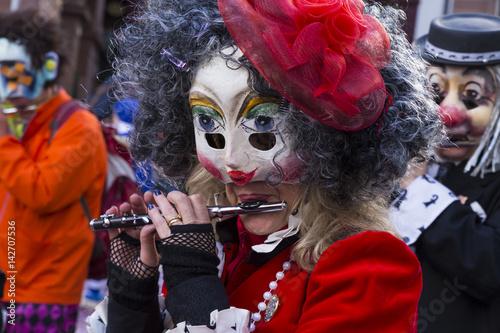 Fotografie, Obraz  Basel carnival 2017