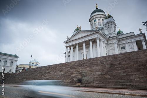 Fotografie, Obraz  Helsinki Cathedral in Finland