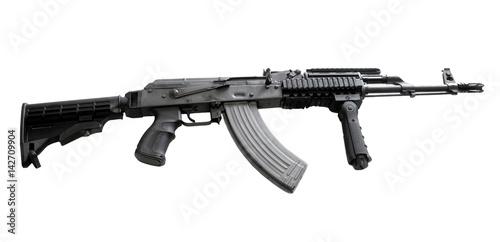 Kalashnikov AK-47 Canvas Print