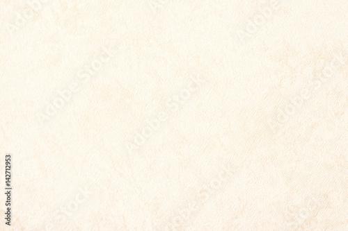 Fotografie, Obraz  cream texture background paper beige color, parchment paper, website background