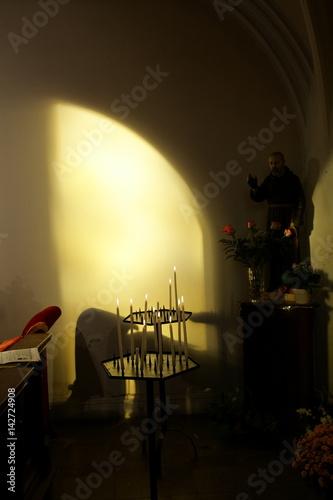 Fotografia, Obraz  Intérieur d'un église