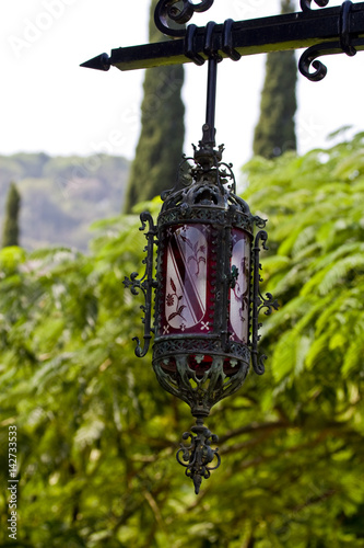 Photo  Ornate lantern