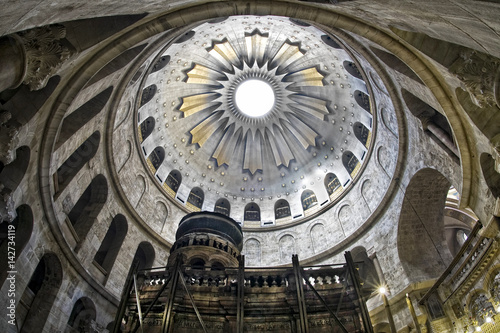 Fotografie, Obraz  Church of the Holy Sepulchre