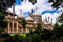 The Royal Pavilion Of Brighton