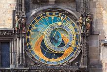 Prague Astronomical Clock, Czechia