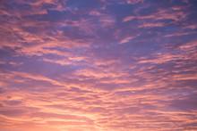 Beautiful Orange Sunrise