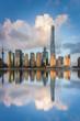 City skyline in Shanghai, China