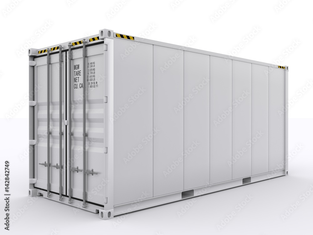 Fototapety, obrazy: Reefer Container