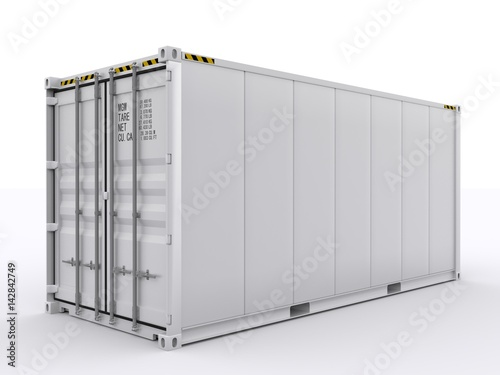 Fotografia  Reefer Container