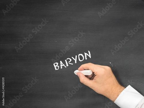 Fotografía  Baryon