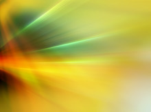 Abstract Background In Yellow, Green, Red And Orange Colors
