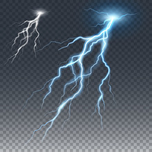 Lightening And Thunder Bolt, G...