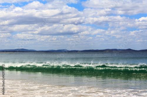 Photo  Adventure bay, Bruny island, Tasmania