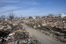 NEW YORK -November12: Destroye...
