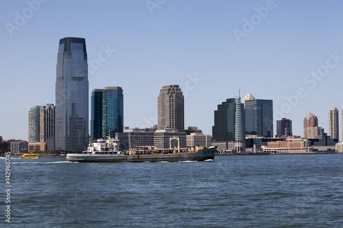 Photo  New Jersey skyline