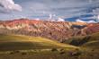 Hornocal, Mountain of fourteen colors, Humahuaca, Argentina