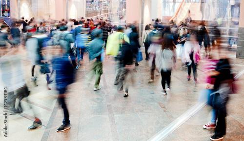 Fotografía rush hour