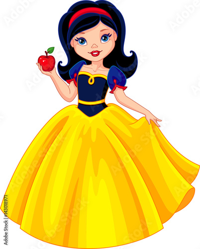 Snow White Fotomurales
