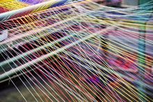 Loom Weaving Colors Threads : ...